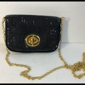 Avon Beaded Evening Mini Purse Shoulder bag